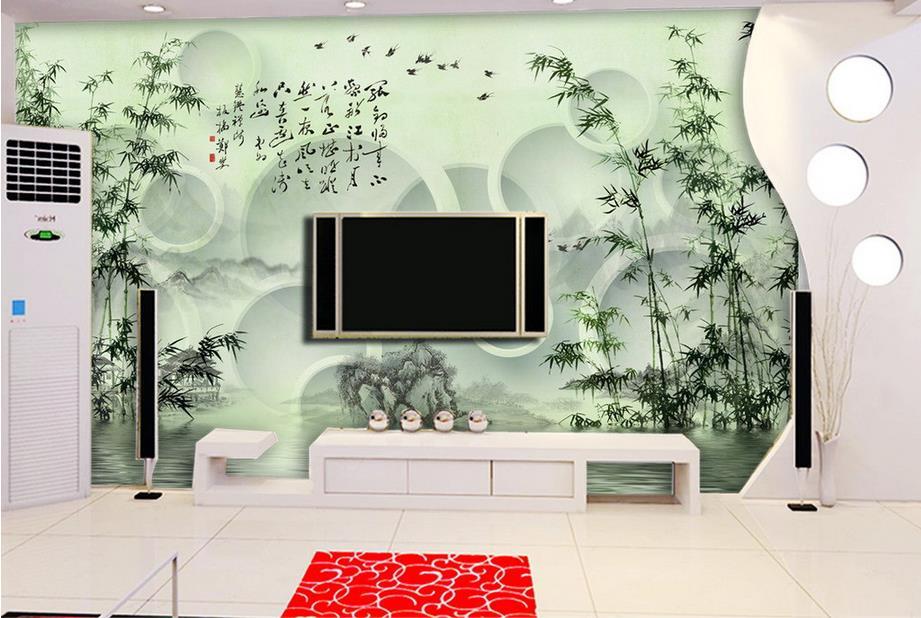 Hoge Kwaliteit Bamboe Print Behang Promotie-Winkel voor Hoge ...