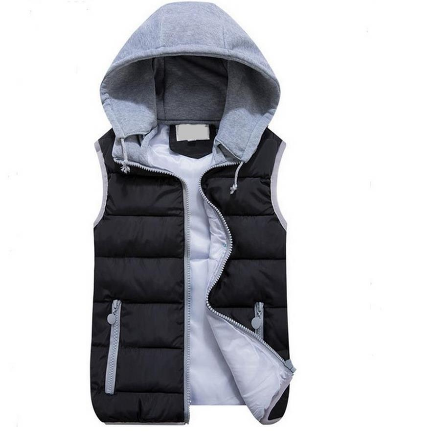 girl gilet Autumn winter Women's down polo vest waistcoat lovers design casual Cotton-padded jacket coat Women's outerwear vest(China (Mainland))