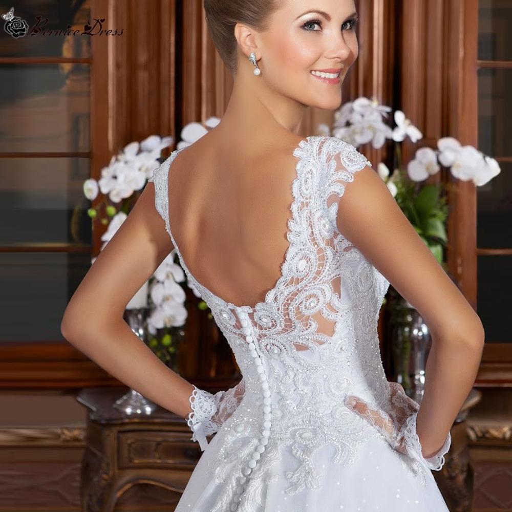 Элегантные старинные кружева свадебное платье Vernassa 2015 быстрая доставка Vestidos Novias дешевой цене новый свадебные платья 2015