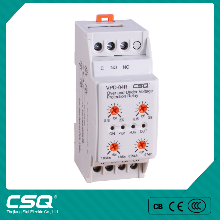 Vpd 04r Over And Under Voltage Protection Relay Under