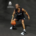 MOMTOYS Basketball Star Action Figure Model Toys 1 6 Scale Star Iverson Full 2 Sets Sports
