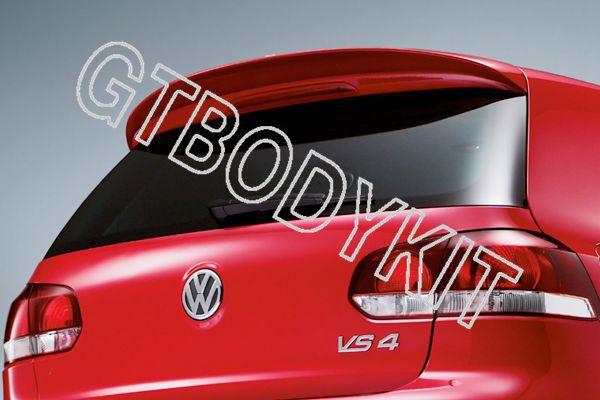 Здесь можно купить  VOLKSWAGEN 09-12 GOLF6 GOLF 6 VI MK6 A REAR WING ROOF SPOILER  Автомобили и Мотоциклы