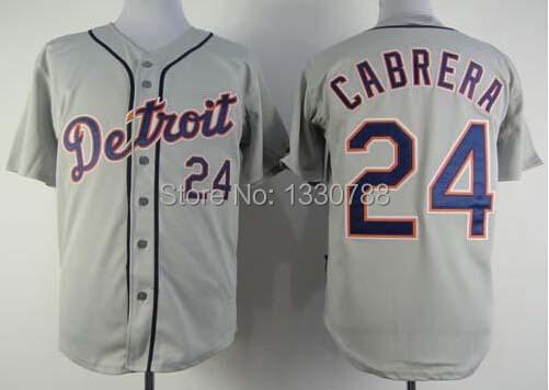#24 Miguel Cabrera Baseball Jersey Shirt  Detroit Tigers Premier Stitched Cheap 2015 Mens Jerseys Tigers