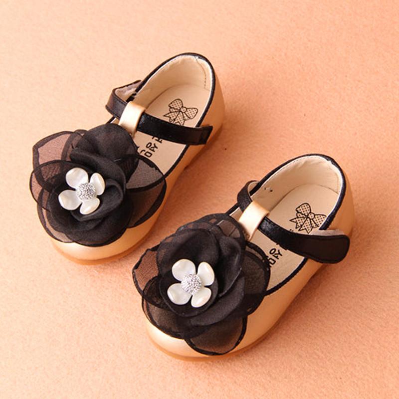 Кружева цветок новорожденных девочек принцесса лето кружева цветочные девушки сандалии т ремешок детей девушки цветок принцесса плоские туфли