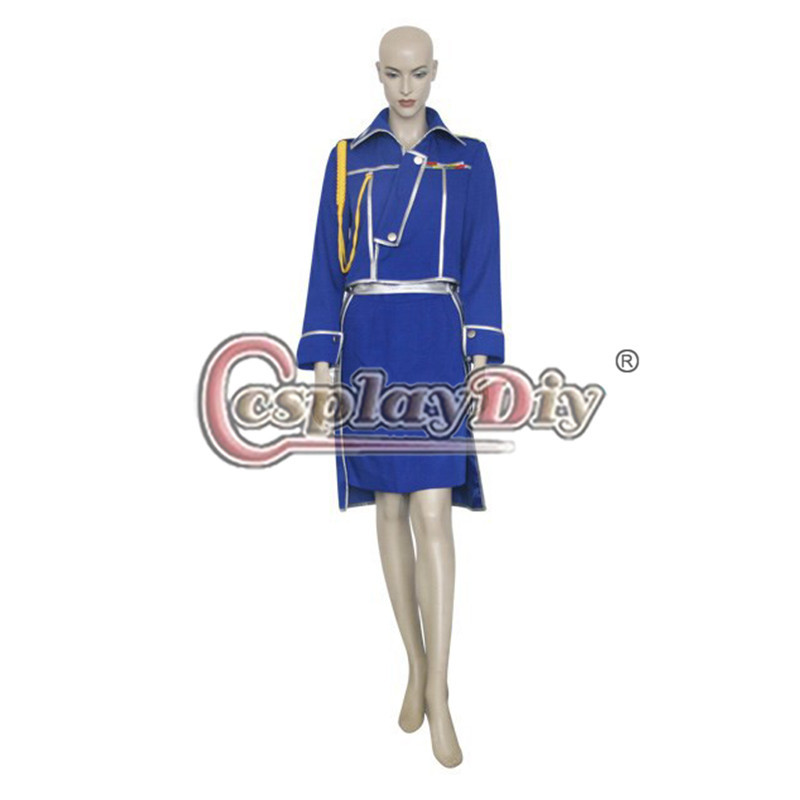 Fullmetal Alchemist Winry Rockbell Cosplay Costume Adult Women's Carnival Party Costumes Custom Made D0723