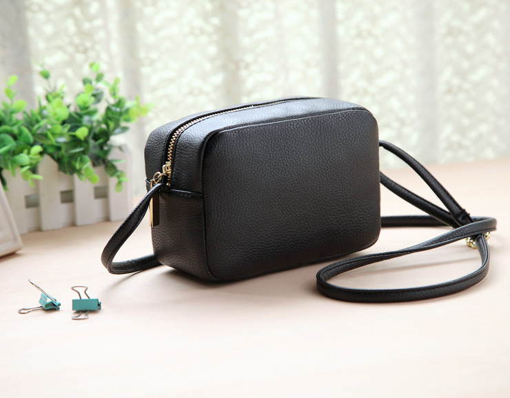 Hot 2015 Women Bag PU leather women messenger bags fashion handbag Cross body Shoulder Bags Small Mini Crossbody Bags
