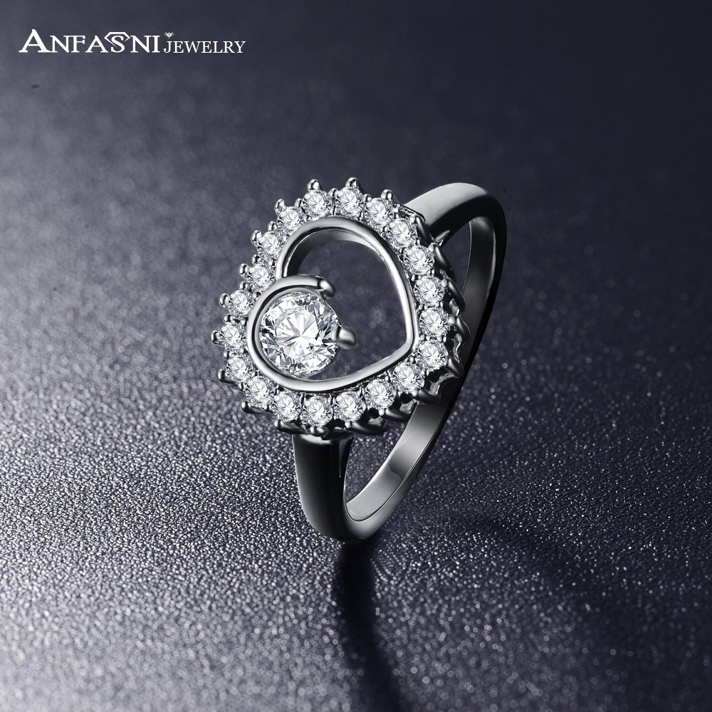 aliexpress buy cz engagement ring s jewelry