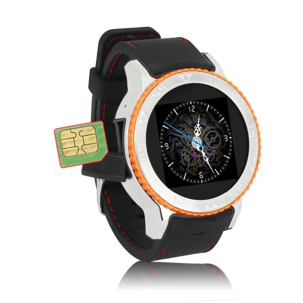 New S7 Waterproof 3G GPS Navigation FM Radio Smart Watch One thing SIM Card(China (Mainland))