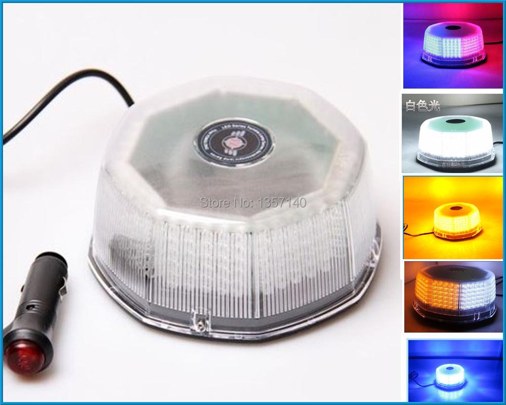 2014 multi colors for choose 240 led car vehicle high power strobe light lamp warning light 12v. Black Bedroom Furniture Sets. Home Design Ideas