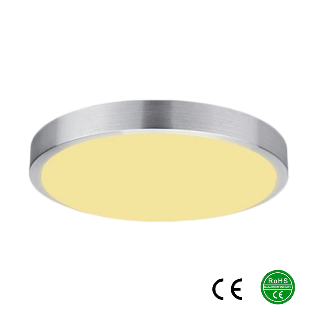 LED ceiling lights Dia 325mm aluminum Acryl High brightness 220V 230V 240V Warm white/Cool white 15W 20W 30W Led Lamp(China (Mainland))