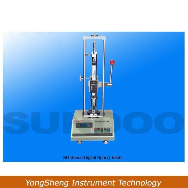 Force Measuring Instruments : Sundoo sd n inside printer digital spring push pull