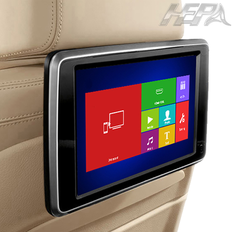 2015 new 10 1inch headrest car dvd player with WIFI display support Airplay Miracast Seat Back