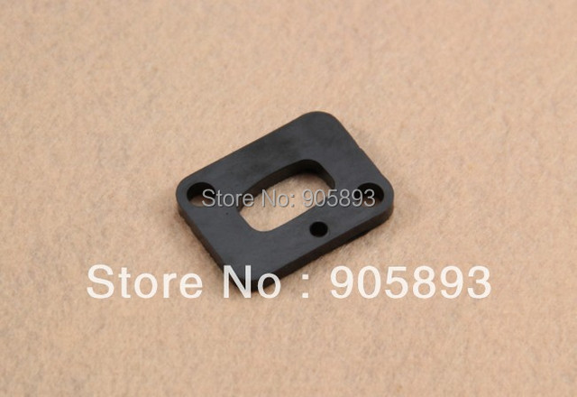 Free shipping!!! Insulator manifold for rc boat Engine Insulation pad