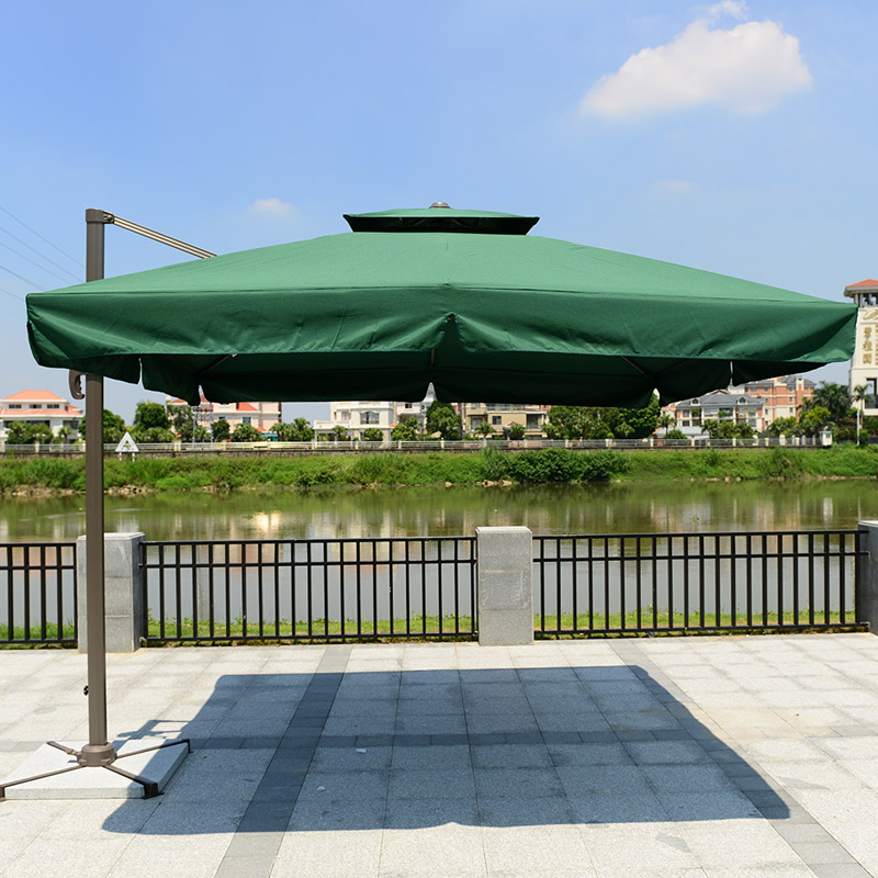 Rome umbrella 3 m outdoor garden patio umbrellas leisure booth upscale coffee round side<br><br>Aliexpress