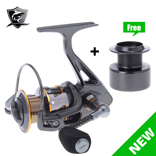 Extra One Free Spool ! 2016 Seaknight Cost Effective 2000 Series 5.2:1 10BB Superior Spinning Fishing Reel(China (Mainland))