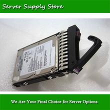 AW611A 631922-001 M6625 600GB 6G SAS 10K rpm SFF (2.5-inch) Dual Port Hard Drive, NEW retail(China (Mainland))