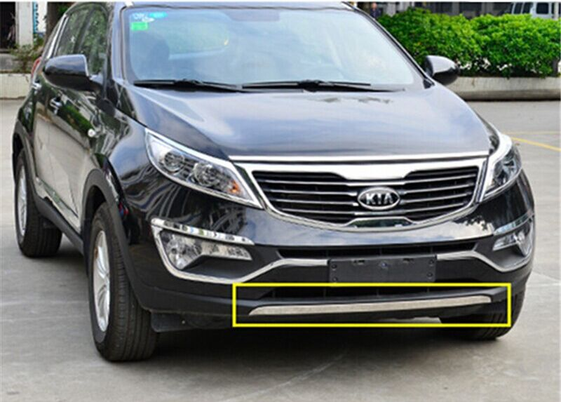 Plate server picture more detailed picture about car styling front bumper trim head bumper