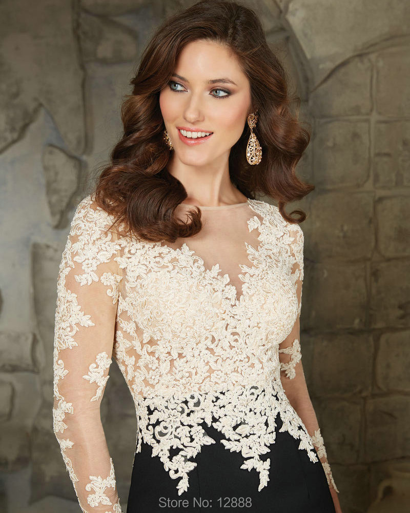 Lace Dress Mother Of The Bride - Ocodea.com