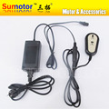 Input AC 220V For 1 Linear actuator DC 24V 5A power supply Manual switch controller kit
