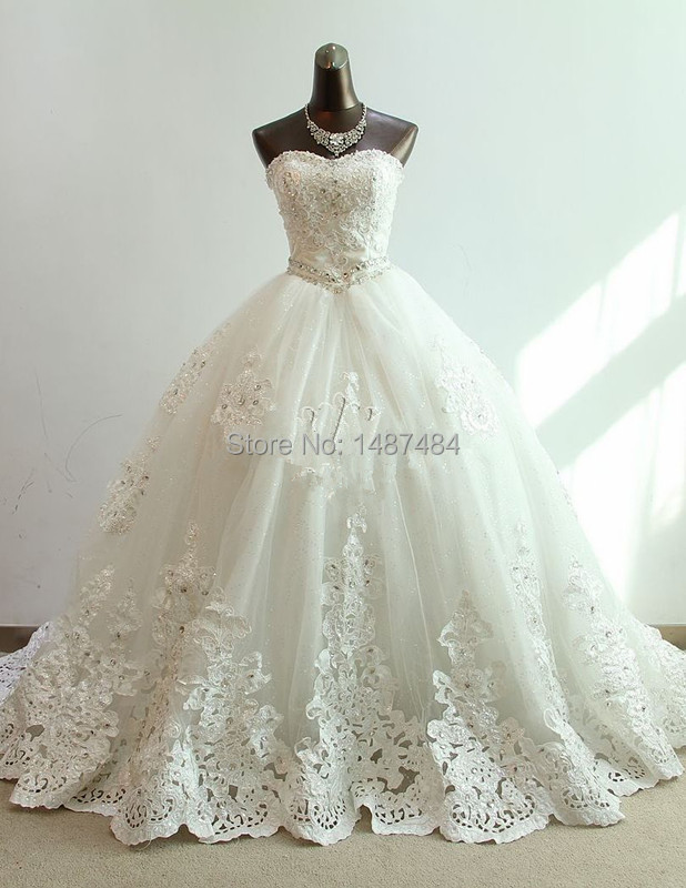 Free shipping wedding dress 2015 fashionable sexy new for I love wedding dresses