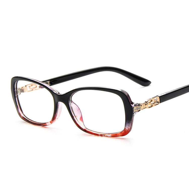 Eyeglass Frames 2015 : 2015 New Brand Optical Frames Glasses Women Oculos De Grau ...