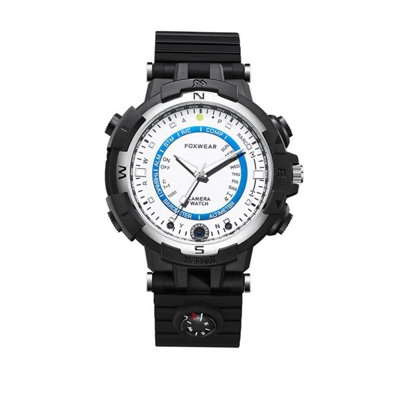 2017 Sport Watch With P2P WiFi IP Camera Watch LED floodlight Mini DVR WIFI Smart Watch Fox8 Video Recorder Smartwatch Cam(China (Mainland))