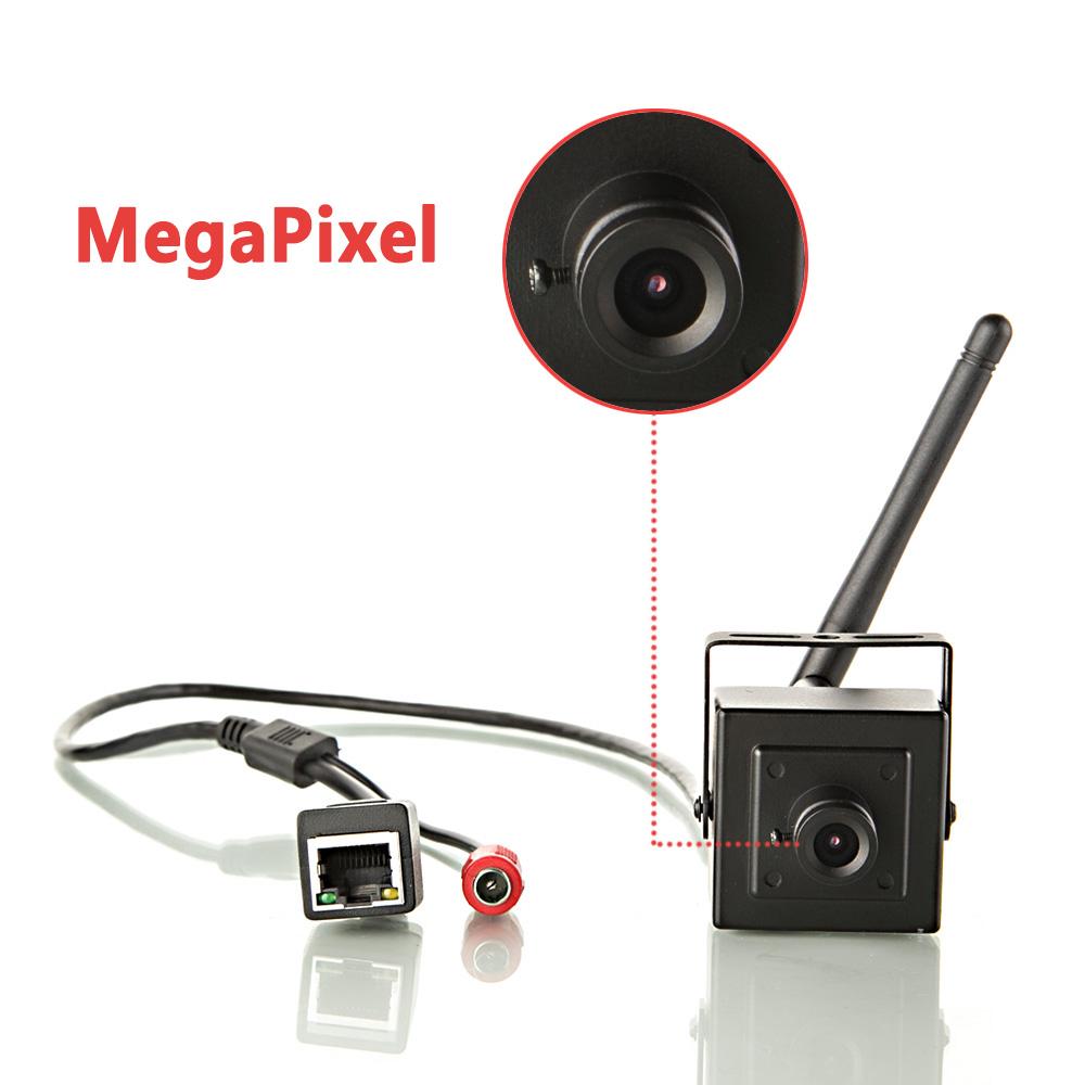 super mini ip camera wireless 720p cameras wifi cctv video. Black Bedroom Furniture Sets. Home Design Ideas