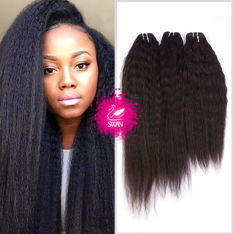 Online get cheap course weft hair aliexpress alibaba group kinky straight hair 9a malaysian kinky straight hair weave 4 bundles malaysian kinky straight course yaki pmusecretfo Gallery