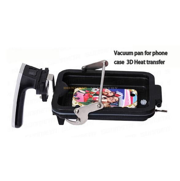Купить Высокое Качество Мини 3D Сублимации в Вакууме Тепла Пресс Принтер Машина Для случая телефона Печати ST-1520 C1 Версия