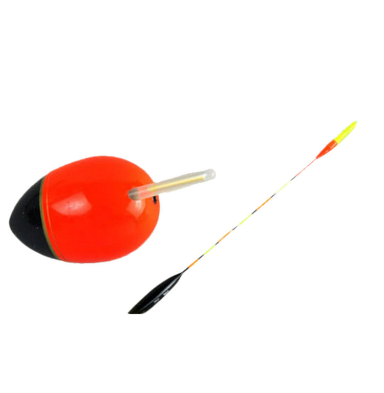 [해외]50pcs Night Fishing Float Fluorescent Light Float L..