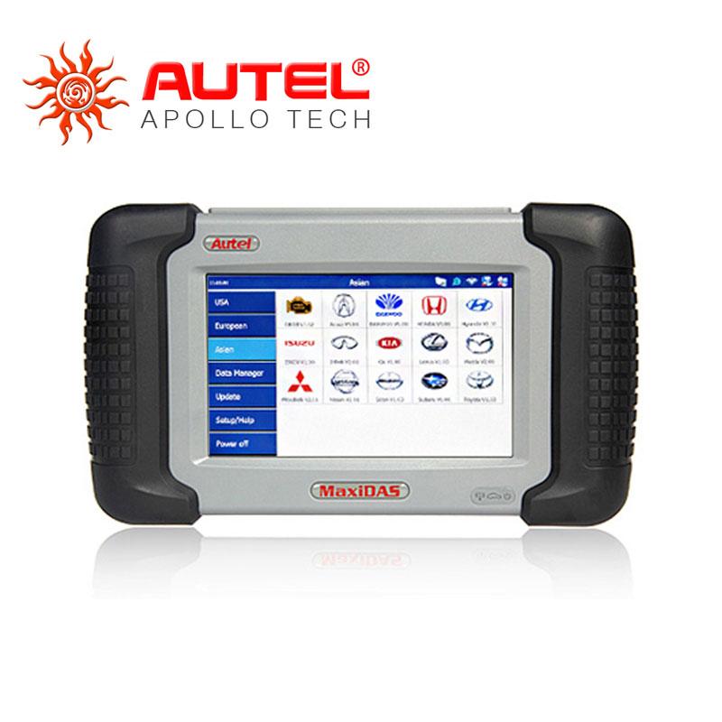 [AUTEL Distributor] 100% Original Autel Maxidas DS708 DS 708 Update Online Auto Diagnostic Scanner 3 Years Warranty(China (Mainland))