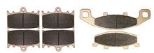 Buy Brake Pad set KAWASAKI ZR1100 ZR 1100 Zephyr ZR1100A F989 1992 1993 1994 1995 1996 1997 1998 1999 2000 2001 2002 for $7.06 in AliExpress store