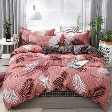 Solstice Home textil Cartoon Oso Polar juegos de cama conjunto de cama para niños ropa de cama edredón funda de almohada/juegos de cama(China)
