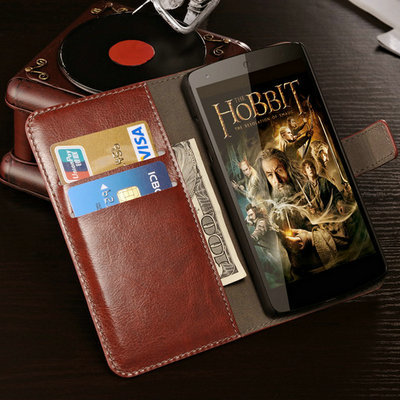 Wallet Stand Design PU Leather Case LG Google Nexus 5 E980 Luxury Cover Card Holder WHAY - Totiger Technology store