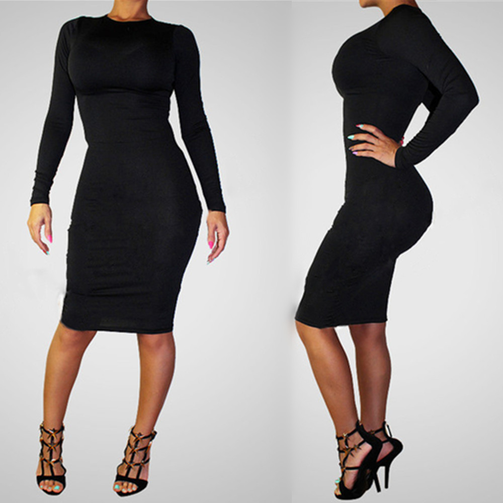 Galerry party dress black
