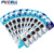 50Pcs/10Card PKCELL BR2025 DL2025 ECR2025 CR2025 3V Lithium Battery Button Coin Cell cr 2025 Battery