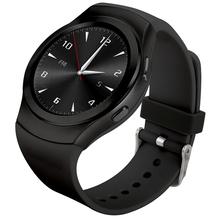 Lf14 MTK2502 полный круговой Bluetooth Smartwatch SIM мода умный часы наручные часы для iPhone Samsung HTC Android телефон