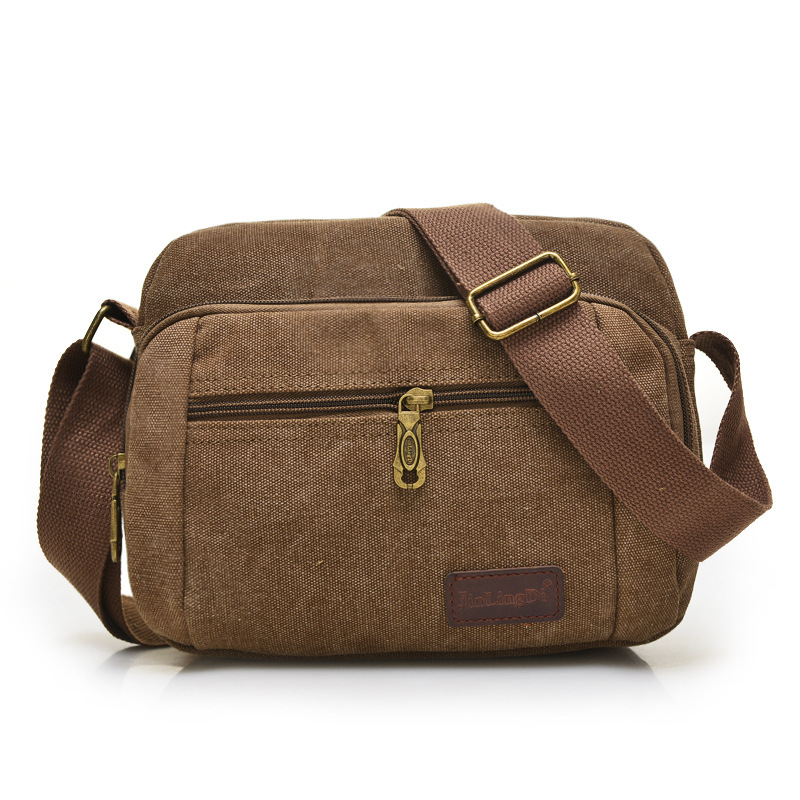 New Arrival Vintage Men Messenger Bags Casual Canvas Multifunction Men Travel Sports Bags Military Satchel Men's Crossbody Bag(China (Mainland))