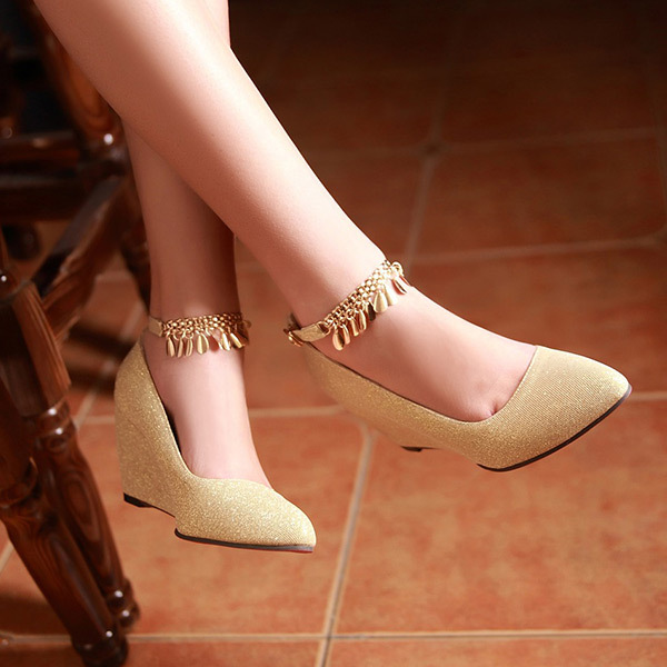 2015 new sweety literature art pionted toe high heels women pumps solid color women pumps breathable comfort women pumpsE538<br><br>Aliexpress