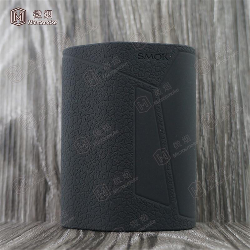 RHS ModShield Smok GX350 350W TC Silicone Case GX 350 Skin Cover Sleeve sticker thicker rubber box 10pcs/lot