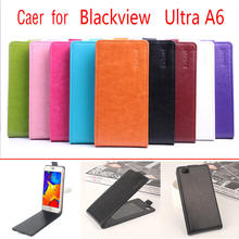 9 Types For Blackview Ultra A6 Case Original With Card Slot Leather Case Back Cover For Blackview Ultra A6 Smartphone Skin