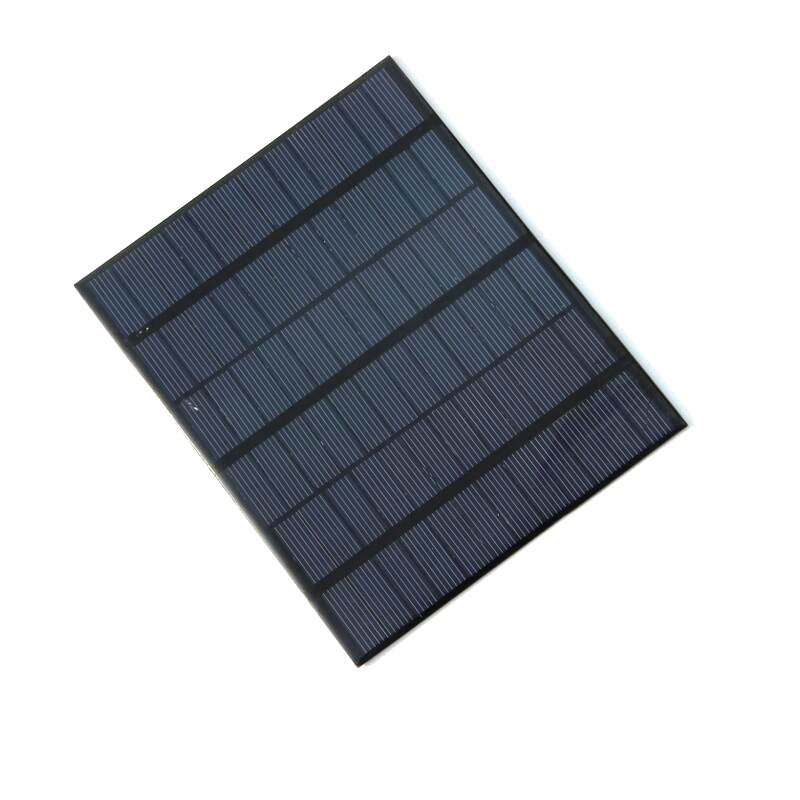 HOT! 3.5W 18V Mini Solar Cell Polycrystalline Solar Panel DIY Solar Power For 12V Battery Charger 165*135*3MM Free Shipping(China (Mainland))