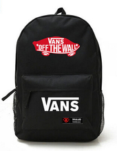 VANS Backpack bag(China (Mainland))
