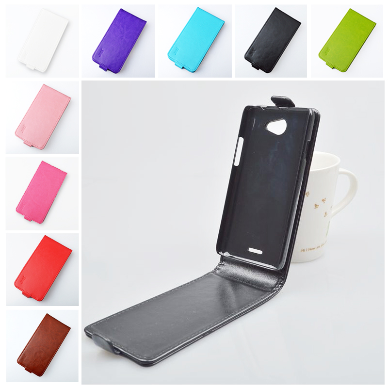 J&R Brand Best Quality Brilliant Leather Flip Case For HTC Desire 516 Case(China (Mainland))