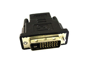 HD-006-BK Dightal DVI Male to HDMI Female Video Convertor Adapter HDTV 1080p Video(China (Mainland))