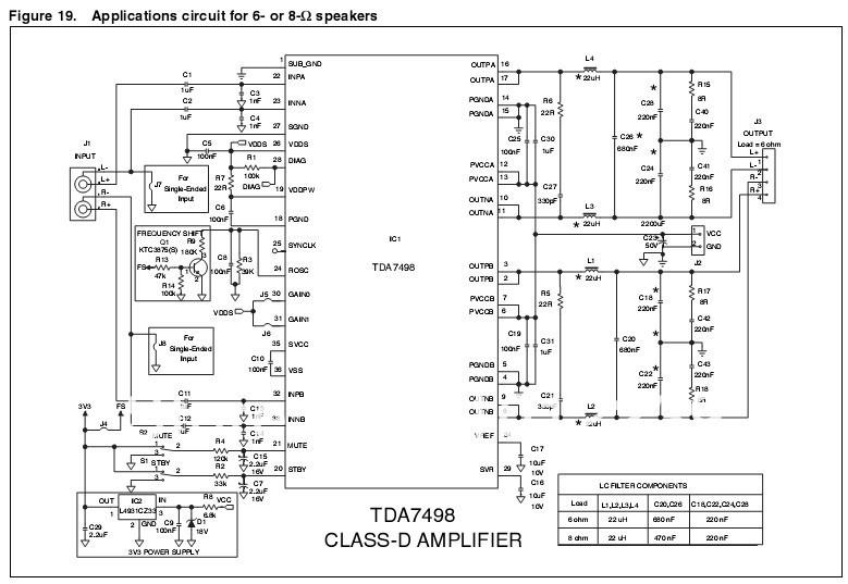 tda7492 inductor heat - page 2