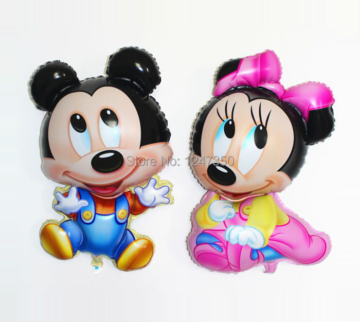 Воздушный шар Mickey minnie balloons 1 , P1332 crown cmhdm 001