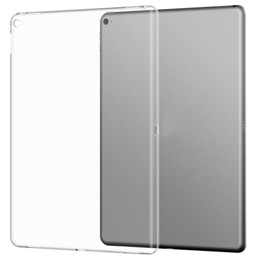 Hot selling New Arrival Soft Transparent Gel Skin TPU Case Cover For iPad Pro Tablet 12.9 inch High Quality<br><br>Aliexpress