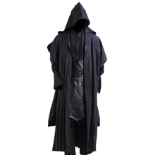 Star Wars cosplay Deluxe Adult Classic evil Warrior Darth Maul Costume party halloween costumes for men black Robe outfit