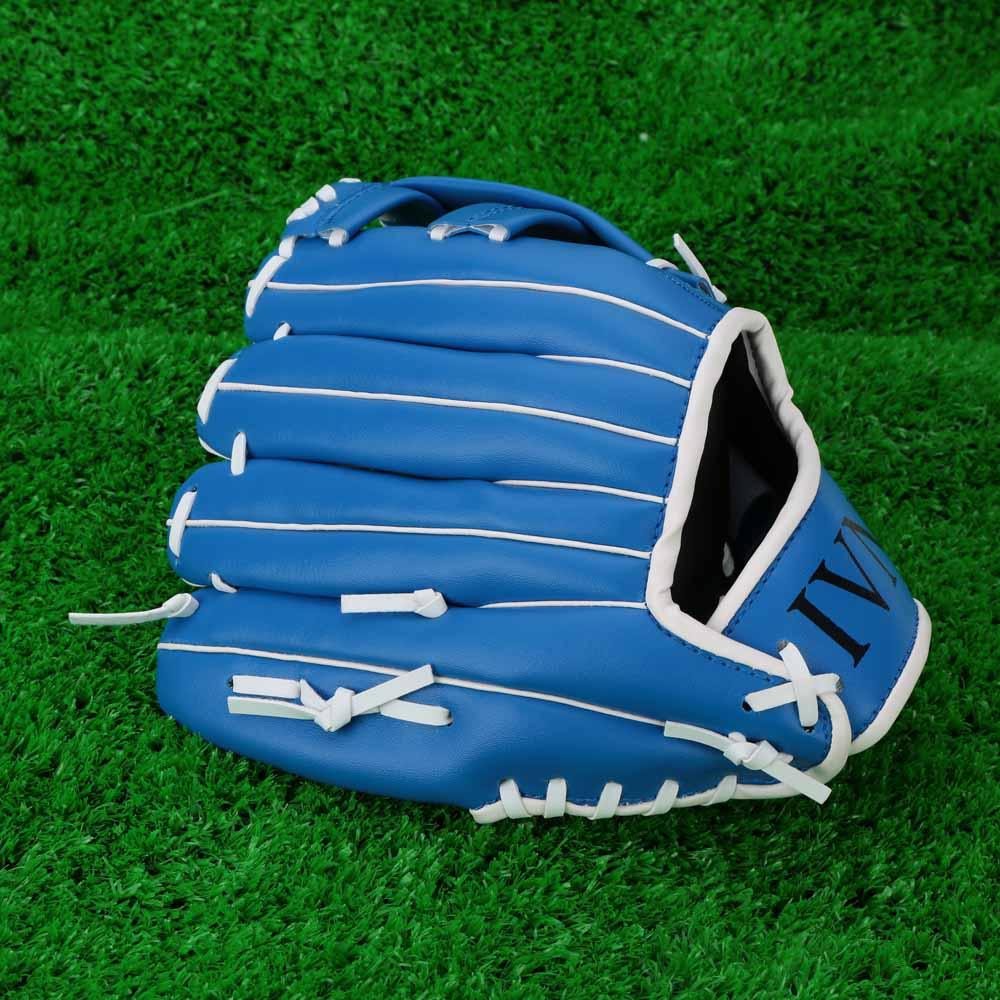 "10.5"" Baseball Glove Outdoor Sports Baseball Team Exercise Training Blue Left Hand Softball Gloves(China (Mainland))"